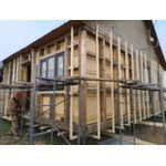 утепление фасада деревянного дома